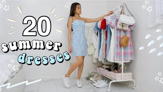 20 CUTE SUMMER DRESSES