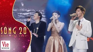 """Trấn Thành bất ngờ hát live """"Hết Thương Cạn Nhớ"""" cực hay cùng Hiền Hồ và Erik l SÓNG 20"""