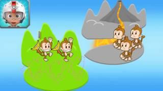 Щенячий патруль  В полет! Крепыш спасает обезьянок Paw Patrol Щенки Спасатели Му