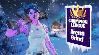 🔴 LIVE ~ Season 5 Arena Grind 7,000+ Points (Fortnite Battle Royale)
