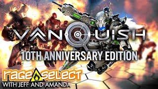Vanquish: 10th Anniversary Edition - The Dojo (Let's Play)