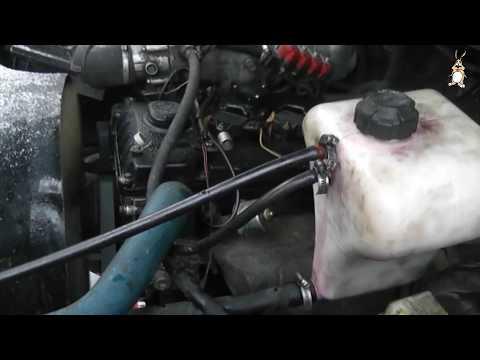 Уаз Патриот мерзнем в машине.Замена Термостата Уаз Патриот