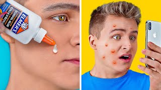 FUNNY DIY IDEAS FOR YOUR PRANKS || Friends Prank Wars by 123 GO!
