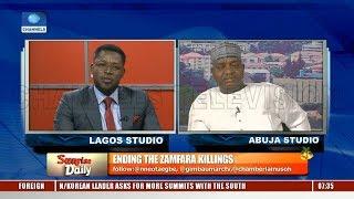 How To End Zamfara Killings- Experts Pt.3 Sunrise Daily
