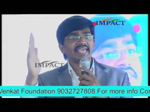 Relationship|Sudheer Sandra|TELUGU IMPACT Karimnagar 2016