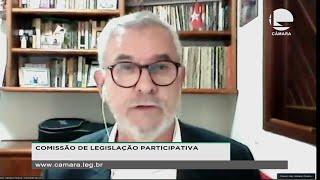 Legislação Participativa - Desocupações e remoções forçadas durante a pandemia. - 11/05/2021 16:00