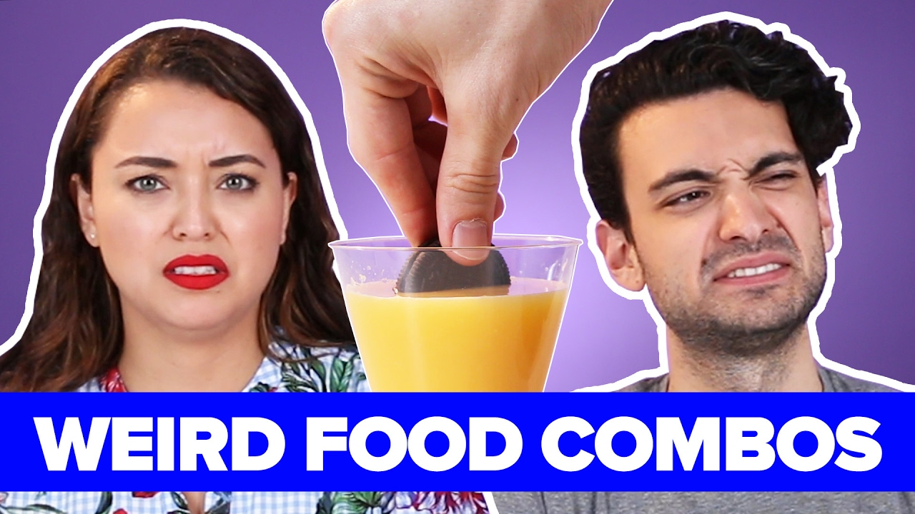 People Try Weird Food Combinations That Actually Work thumbnail