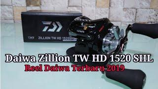 Daiwa zillion tw hd 1520l cc