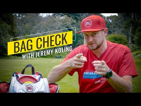 Youtube cover image for Jeremy Koling: 2018 In the Bag