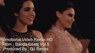 Banda Los Recoditos   Perfecta (DJ Retrox Club Mix) #BandaBeats5 #AntonioTenorioVJ