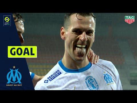 Goal Arkadiusz Krystian MILIK (43′ – OLYMPIQUE DE MARSEILLE) MHSC – OM (3-3) 20/21