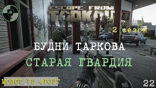 Escape From Tarkov Старая гвардия