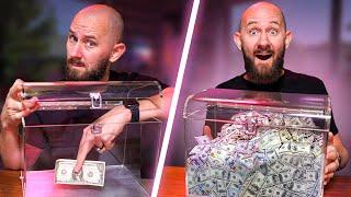 Money Making Box?! 6 Magic Tricks We Found On Wish.com!