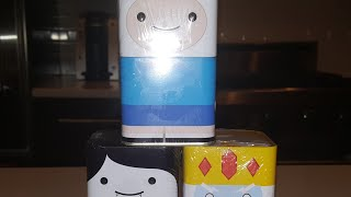 ADVENTURE TIME Mystery Minis Tins By Funko 🙌