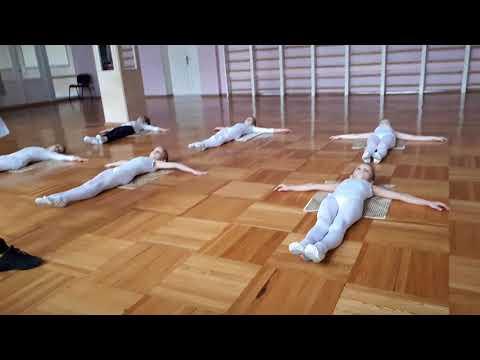 Открытый урок гимнастика 2А ХХШ