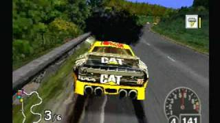 Picture of a game: Nascar Rumble