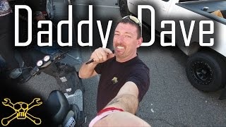 Messing With Daddy Dave at Lights Out 8