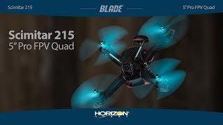 "Blade® Scimitar™ 215 Pro BNF Basic 5"" FPV Racer"