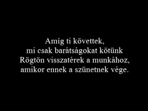 G-Eazy X Bebe Rexha - Me, Myself & I magyarul