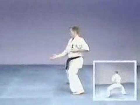 Seipai Kyokushinkai kata
