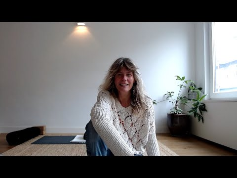 Restorative Yoga for Women's Health with Victoria Raven Hyndman
