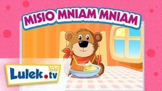 Misio Mniam Mniam🍴 Piosenki dla dzieci I Lulek.tv