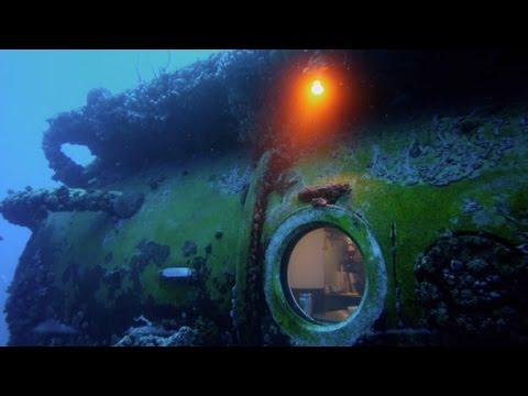 Dva týdny pod vodou