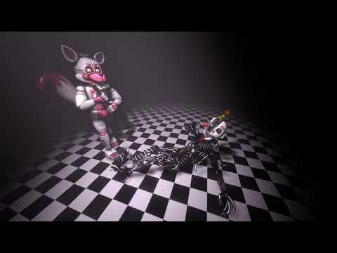 Funtime Foxy vs Ennard Poster[SFM]