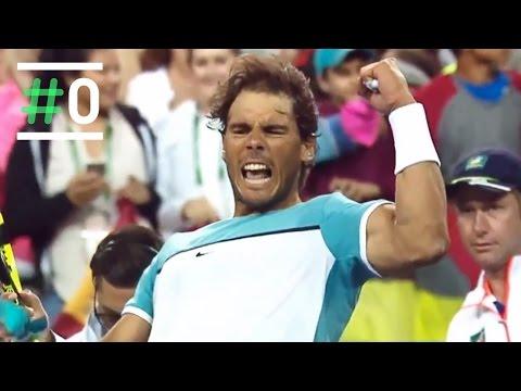 Minuto #0: El tenis más intenso con Nadal y Verdasco  | #0