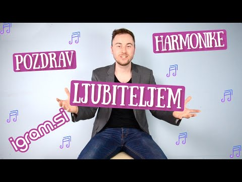 Pozdrav ljubiteljem harmonike