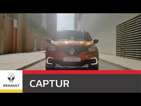 Renault  Captur Паркетник класса J - рекламное видео 6