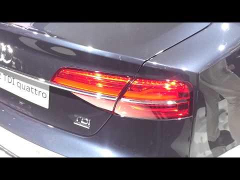 AUDI A8 TDI quattro IAA Blinker
