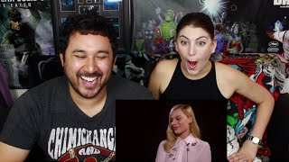 WILL SMITH & MARGOT ROBBIE INSULT EACH OTHER! REACTION & DISCUSSION!!!