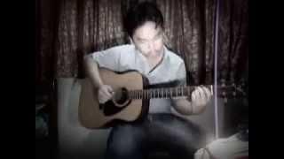 Zee Avi - Bitterheart (Acoustic Instrumental guitar)