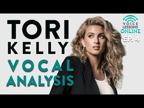 Tori Kelly Vocal Analysis - Ep. 4 Voice Lessons Online