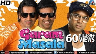 Garam Masala HD Full Movie  Hindi Comedy Movies  Akshay Kumar Movies  Latest Bollywood Movies