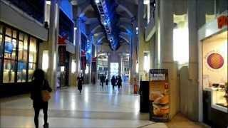 preview picture of video 'MÉTRO LES HALLES PORTE DE MONTREUIL PUCES DE MONTREUIL 5 JANVIER 2013 RER A LIGNE 9'