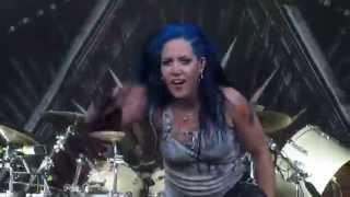 Arch Enemy - Dead Bury Their Dead (Live in Haapsalu 18.07.2014)