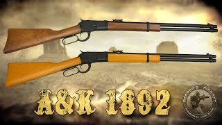 Legends Cowboy Lever Action BB Gun Replica Air Rifle : Umarex