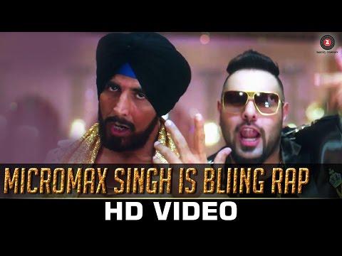 Micromax Singh Is Bliing Rap  Baadshah