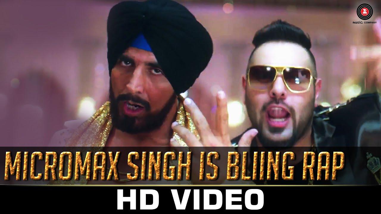 The Singh is Bliing Rap Hindi Lyrics by Badshah