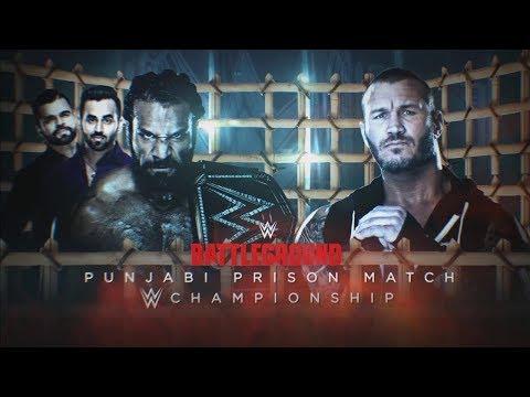 Full WWE Battleground 2017 PPV preview and predictions #WWEBattleground