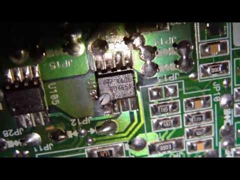 BitBastelei #62 TFT-Reparatur: Hintergrundbeleuchtung/Inverter