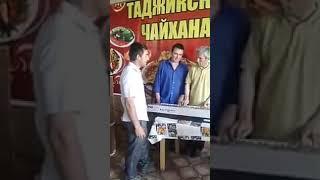 Певец из таджикистана   Човидон Шодиев  в Перми