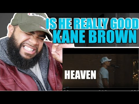 {{ REACTION }} Kane Brown - Heaven (Official Music Video) My First Time Listening to Kane Brown