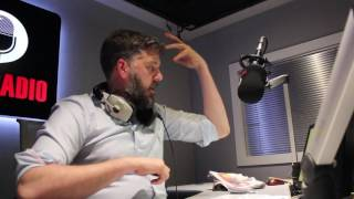 Evening With Iain Lee By Ginger Beard Mark