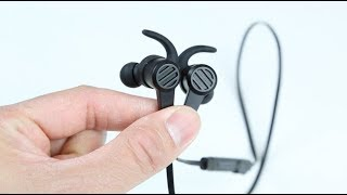 The Ultimate Workout Bluetooth Earbuds - SoundPEATS Q31 - hmong video