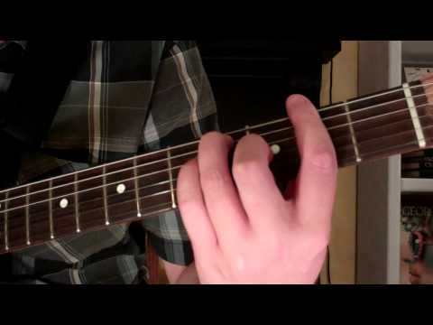 How To Play the F#7 Chord On Guitar (F sharp seventh) 7th