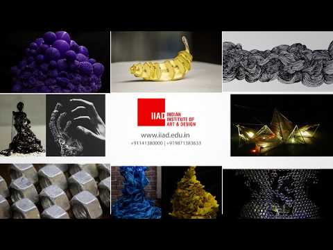 Indian Institute Of Art and Design (IIAD) video cover2