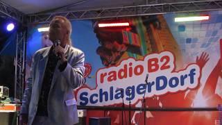Christian Anders  - Der letzte Tanz.Radio B2 Schlagerdorf  2016